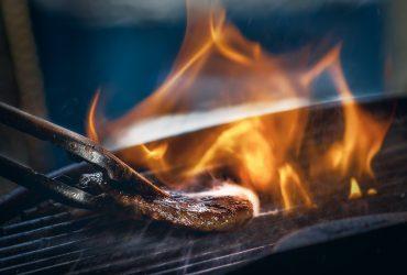 gas og kul grill